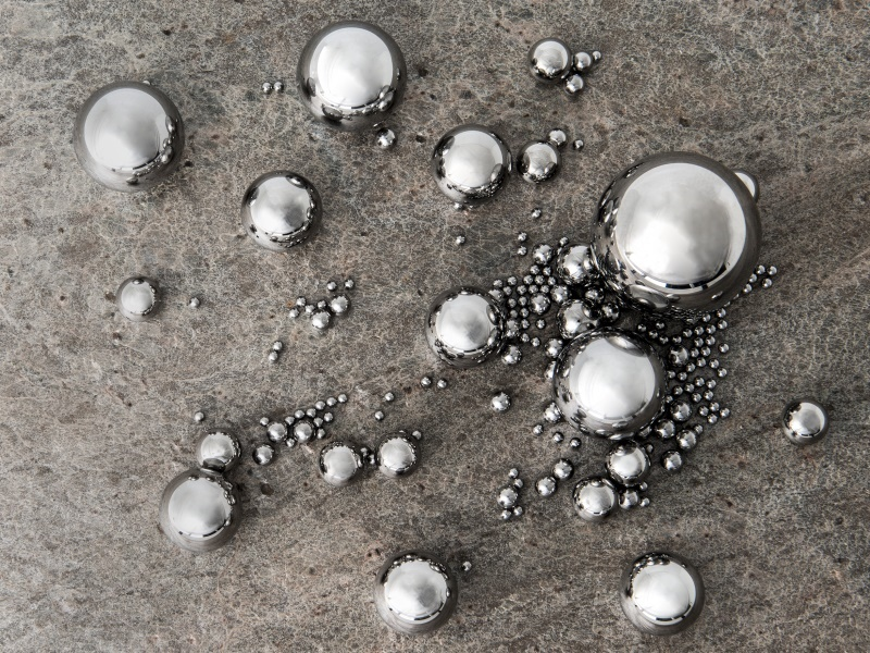 Stainless steel precision balls